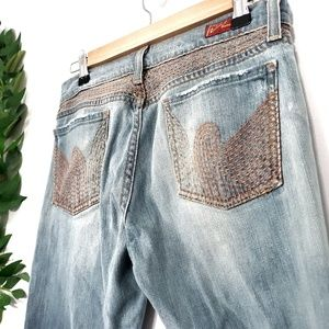 Citizens of Humanity Crop Bootcut Jeans